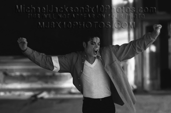MICHAEL JACKSON 1991 JAM SHORT FILM (3) RARE 8x10 PHOTOS