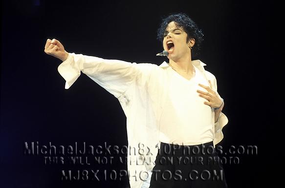 MICHAEL JACKSON  1995 MTV REHEARSALS (3) RARE 8x10 PHOTOS