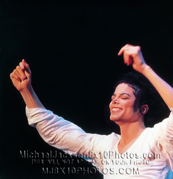MICHAEL JACKSON  1998 GIVE IN TO ME (3) RARE 8x10 PHOTOS