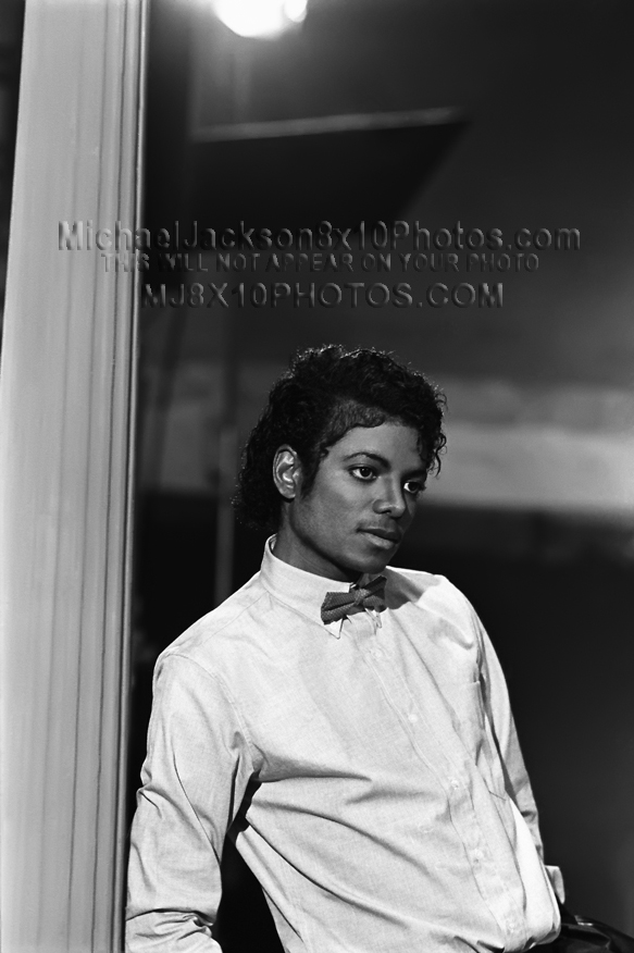 MICHAEL JACKSON BILLIE JEAN OFFSET (3) RARE 8x10 PHOTOS