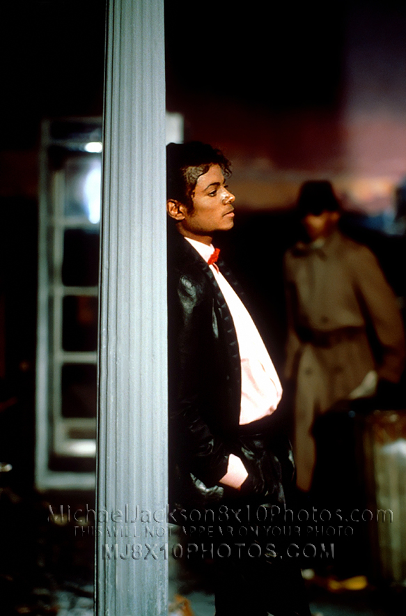 MICHAEL JACKSON  BILLIE JEAN (3) RARE 8x10 PHOTOS