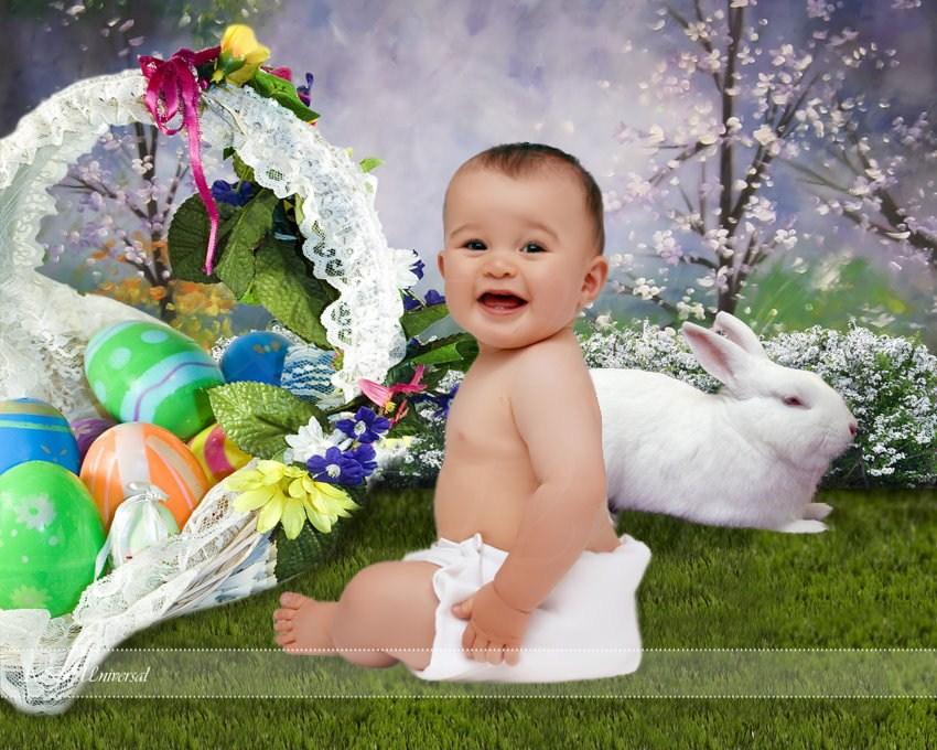 AB Universal Digital Backgrounds : DIGITAL CHILDREN SPRING ...