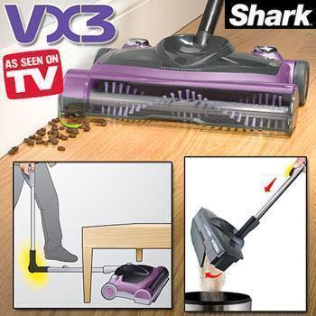Vnce Dollar Plus Shark Cordless Floor Sweeper