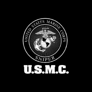 Image result for marines sniper logo