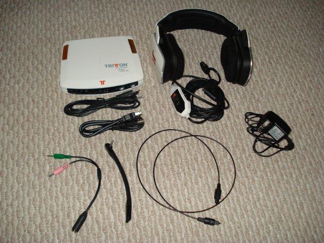 elite_home_furniture : Tritton AX720 AX 720 Gaming Headset