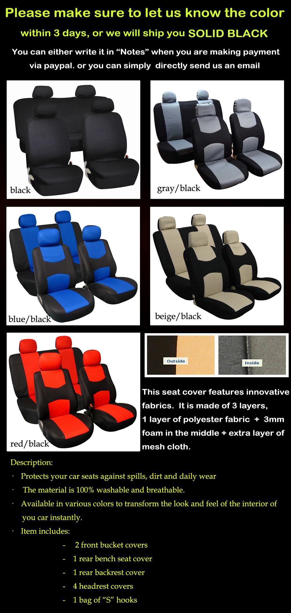 Bestfh Com 2010 Kia Forte Car Seat Cover Car Seat Covers 4e