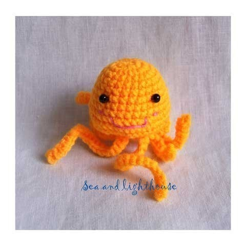 Amigurumi Sea Animals : Amigurumi Cute crochet Toys and Carfts shop : Crochet ...
