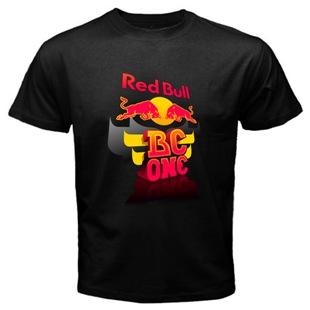 Lady purnama red bull bc one logo racing tour black t for Red bull logo shirt