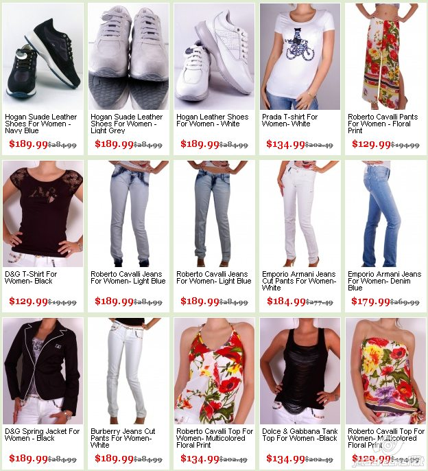 FashionMix : Clothing Sale