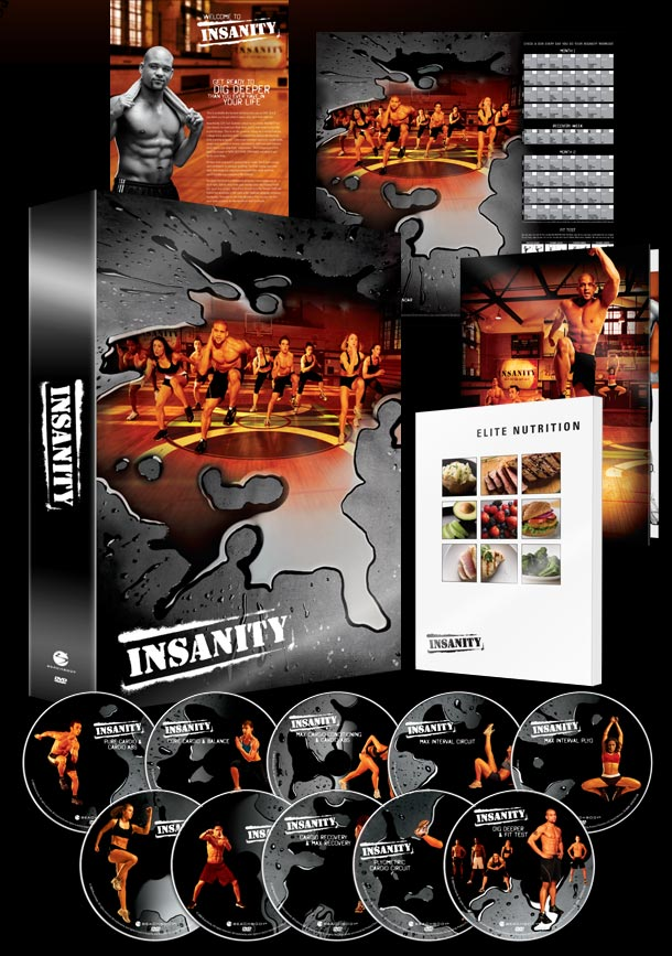 Auction_Services1 : Shaun T Insanity 60 Day Workout 13 ...