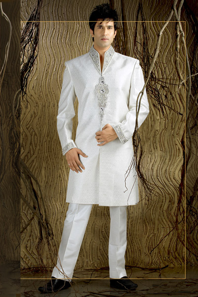 Beach Wedding Shirts  on Indiangroomcollection2010 Sherwani Groom Wedding Dress Men Shirt Kurta