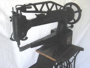 Car Auction Online >> imapickin601 : 29K62 Singer Sewing Machine (Patch Machine)