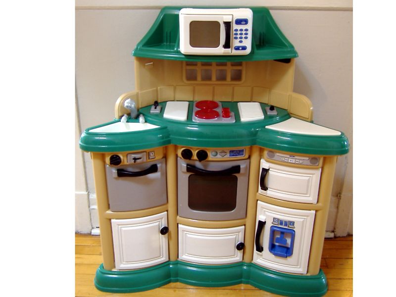 Kronik Games Step 2 Toddlers My First Kitchen Lights And Sounds