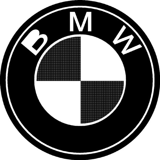 Clear Cut Vinyl Bmw Window Sticker Decal