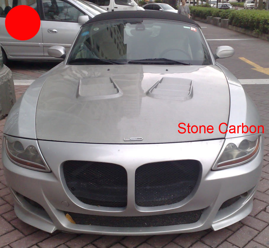 Manufacture Top Quality Carbon Fiber Car Body Kits 03