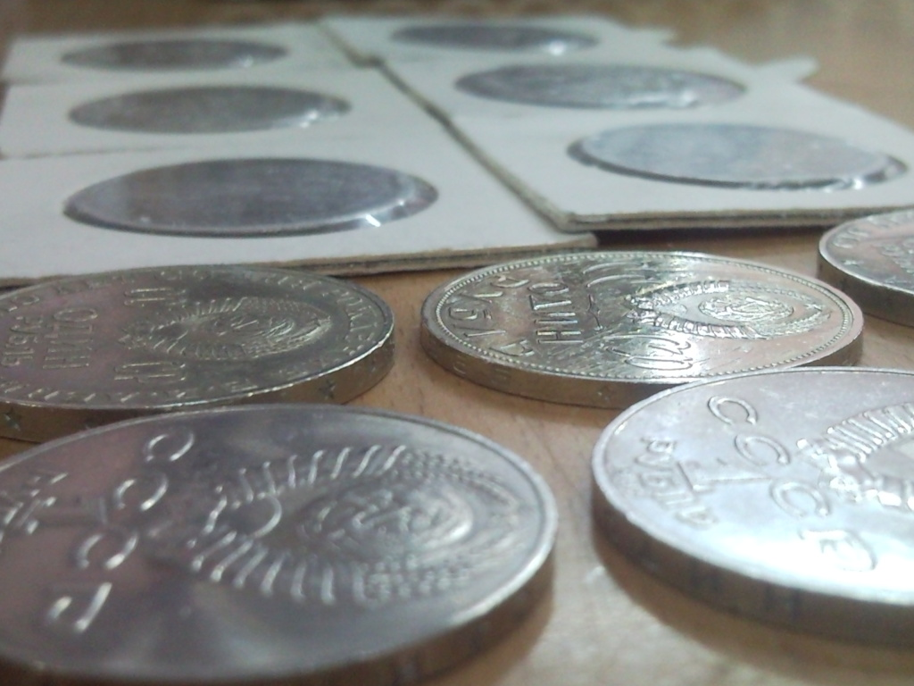 Panicmi 12 russian coins lot rare some from the olympics for Antique items worth a lot of money