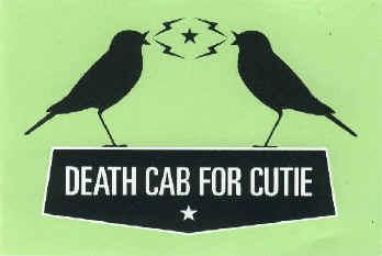 Death cab for cutie hoodie