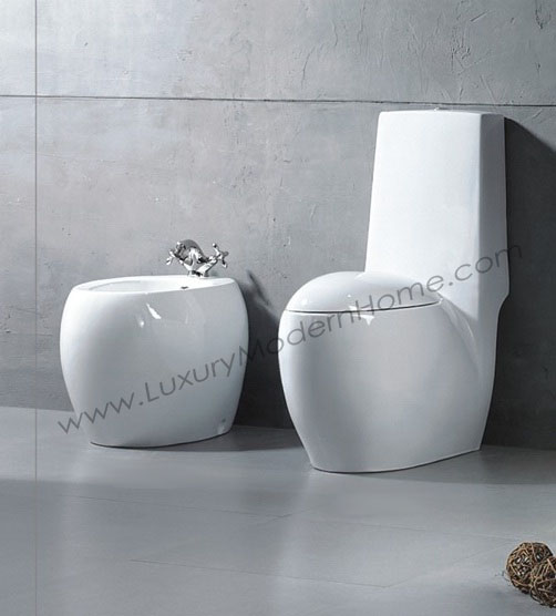 Luxury modern home - Deco wc modern ...