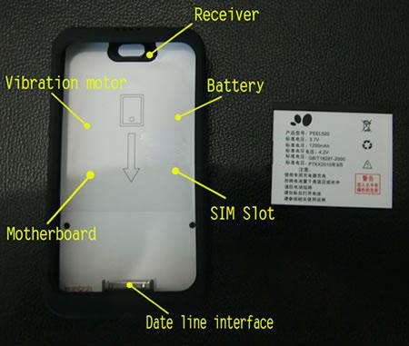 tomyqw2 peel 520 macht dein ipod touch telefon und sms f hig. Black Bedroom Furniture Sets. Home Design Ideas