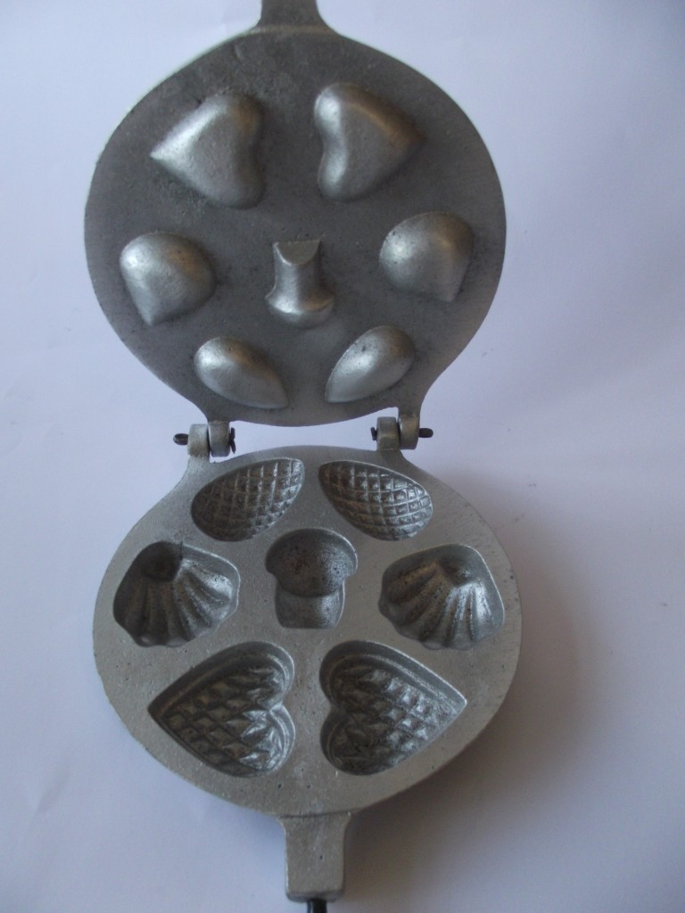 runner27   metal mold for sweet russian cookies