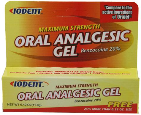 Hellomynameismom Generic Orajel Oral Analgesic Braces