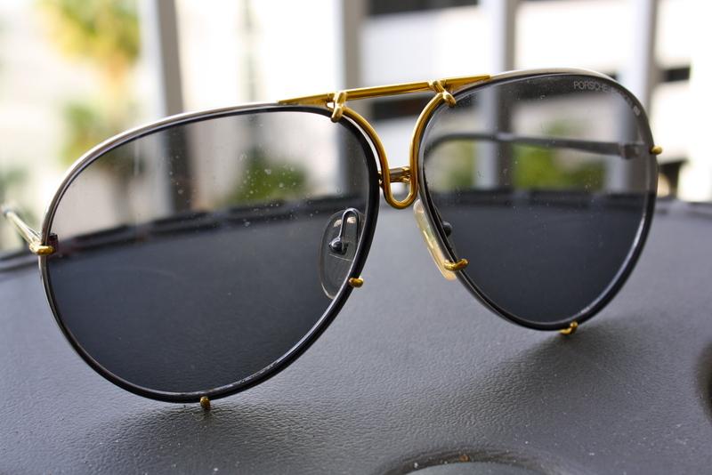 Porsche Sunglasses Kim Kardashian  600 gold kim kardashian porsche carrera 5623 72 aviator