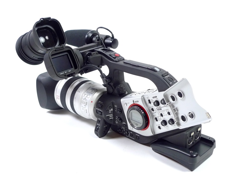 zoompoint   canon xl2 24p 3ccd minidv camcorder xl