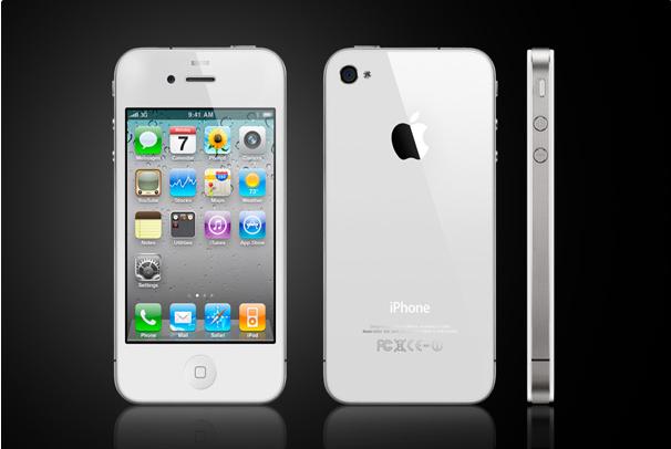 My iPhone is back …   MacLochlainns Weblog