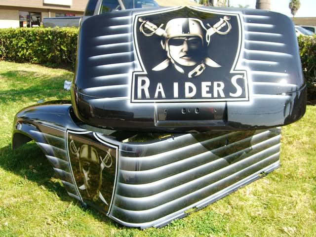 Ez Go Club Car Yamaha Custom Nfl Raiders Golf Cart Body Cowl