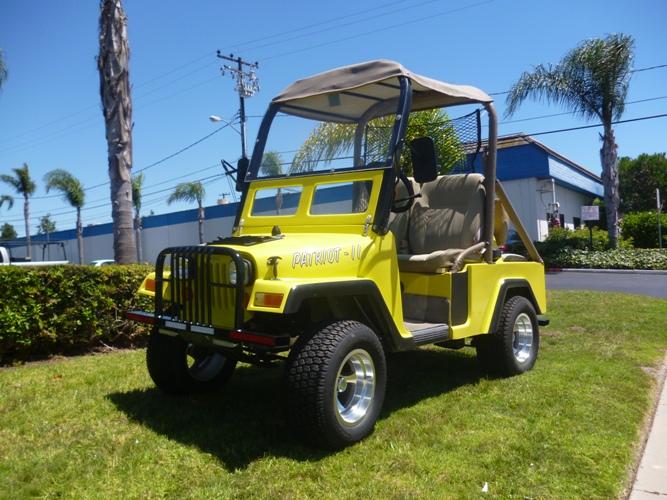 Nice Custom Electric Club Car Golf Cart 48v Jeep Body 4 Passenger Seat Bolero Lsv Carts