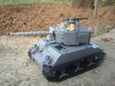 mini lego ww2 tank instructions