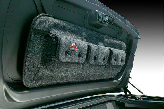 2013 Cadillac Cts Coupe >> Covercraft CUSTOM POCKET PODS® Extra Cargo Storage for 2005-2013 C6 Convertible