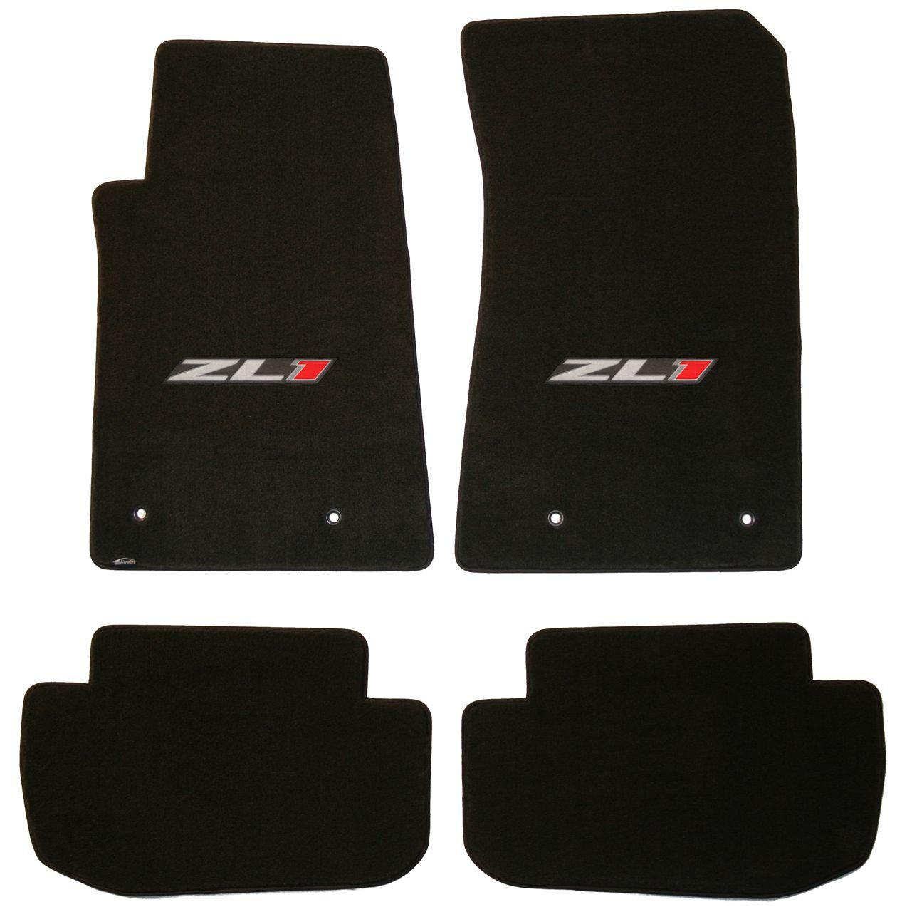Lloyd Mats Luxe 4pc Floor Mat Set Custom Made Camaro Zl1