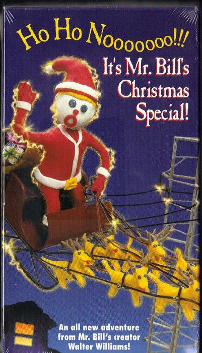 choodot43   mr bill christmas special saturday night live vhs tape