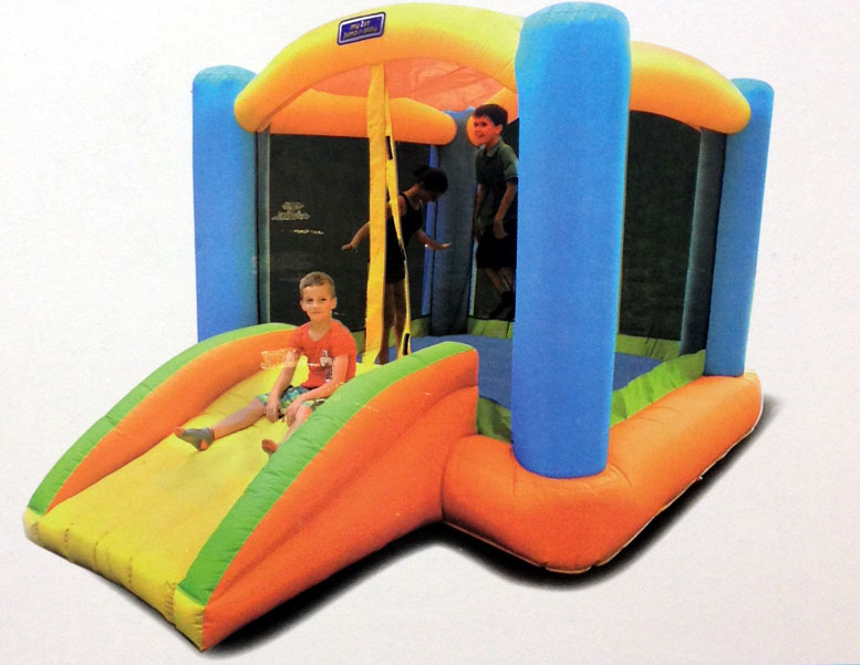 NEW My 1st Jump N Play 7 Ft Inflatable Bounce House Jumper