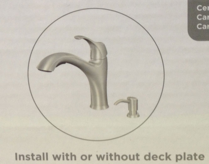 Water Ridge Replacement Parts : New waterridge dual aerated wide spray control kitchen