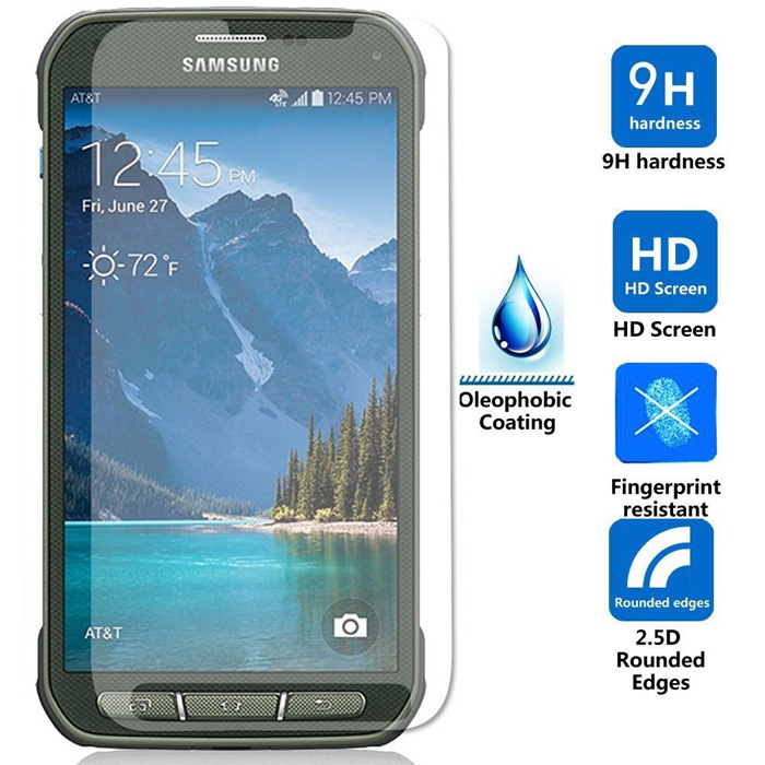 samsung galaxy s4 screen protector glass