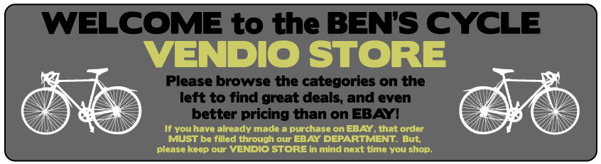 Ben's Vendio Store