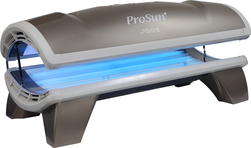 Tanning bed jade prosun tan body 24 ruva commercial grade - Tanning salons prices ...