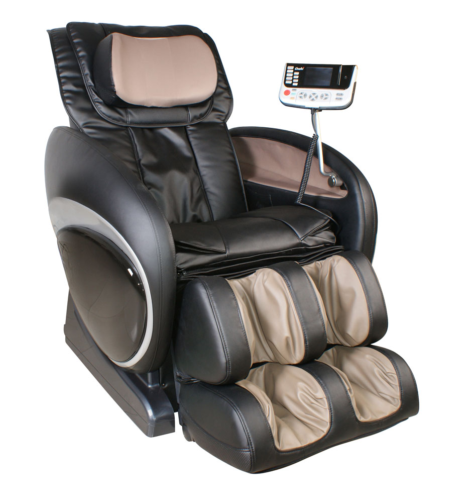 MASSAGE CHAIR OSAKI Zero Gravity OS 3000 Auto Recliner Shiatsu 25 Air Bags Ne
