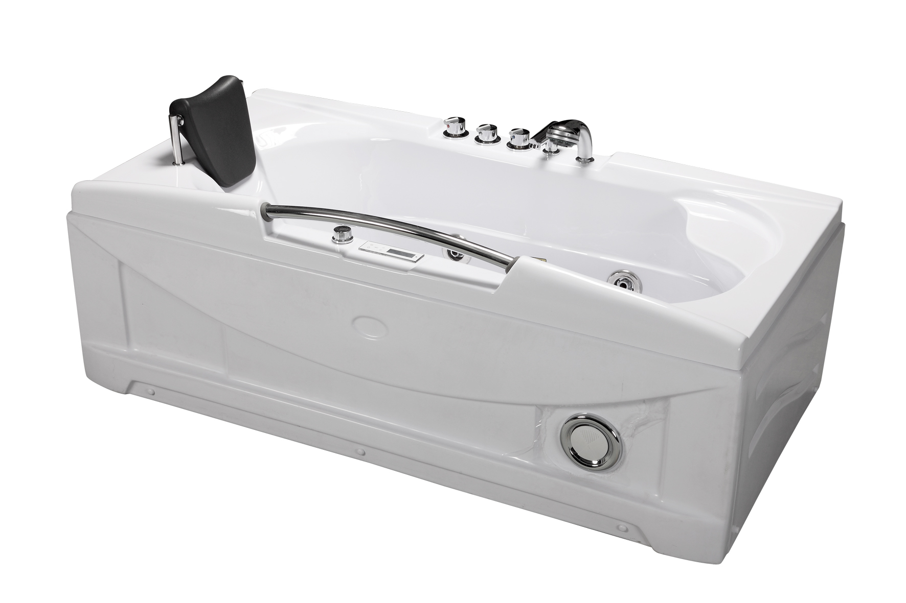 Jacuzzi Whirlpool Bathtub Bath Spa Hot Tub 19 Massage Air