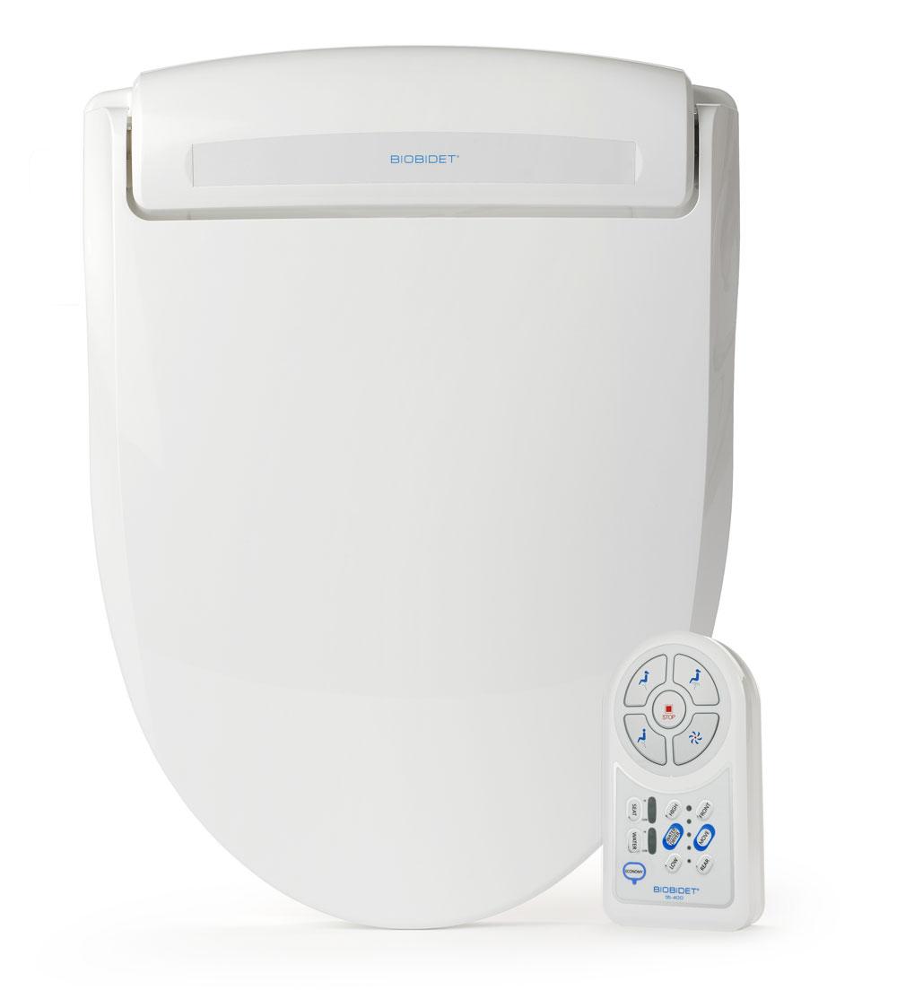 Bio Bidet Bb 400 Elongated Electronic Toilet Seat Jet Wash