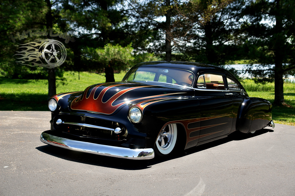 Chevrolet Lexington Ky >> 1951 Chevrolet Chopped Fleetline Deluxe, Air Bagged | The H.A.M.B.