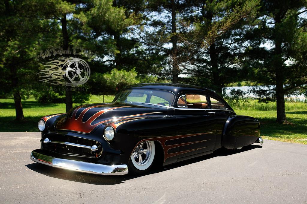 Chevrolet Lexington Ky >> 1951 Chevrolet Chopped Fleetline Deluxe, Air Bagged | The H.A.M.B.