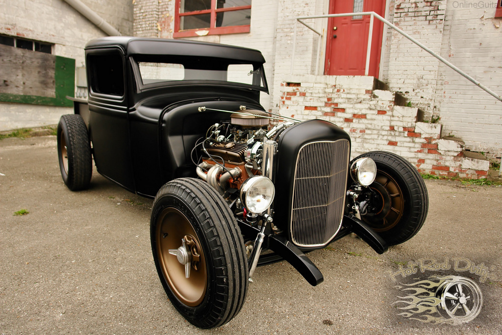 Work out Street rod probems with shaved doors