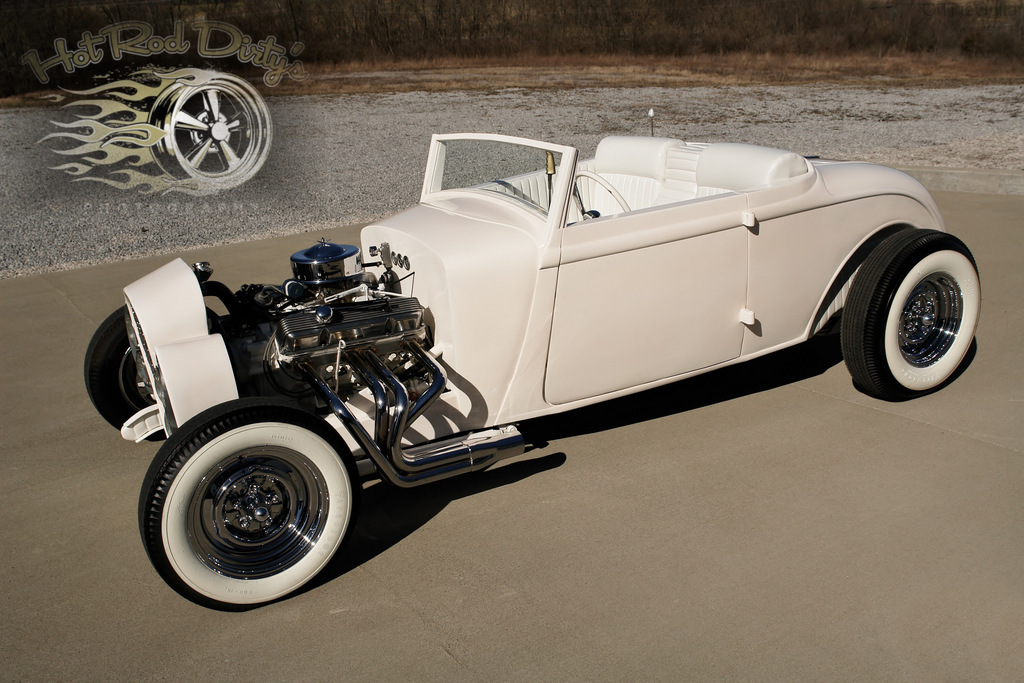 Really dream Street rod probems with shaved doors