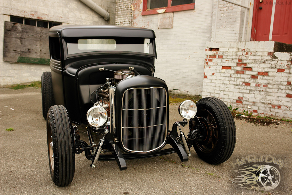 Was Street rod probems with shaved doors little uncomfortable