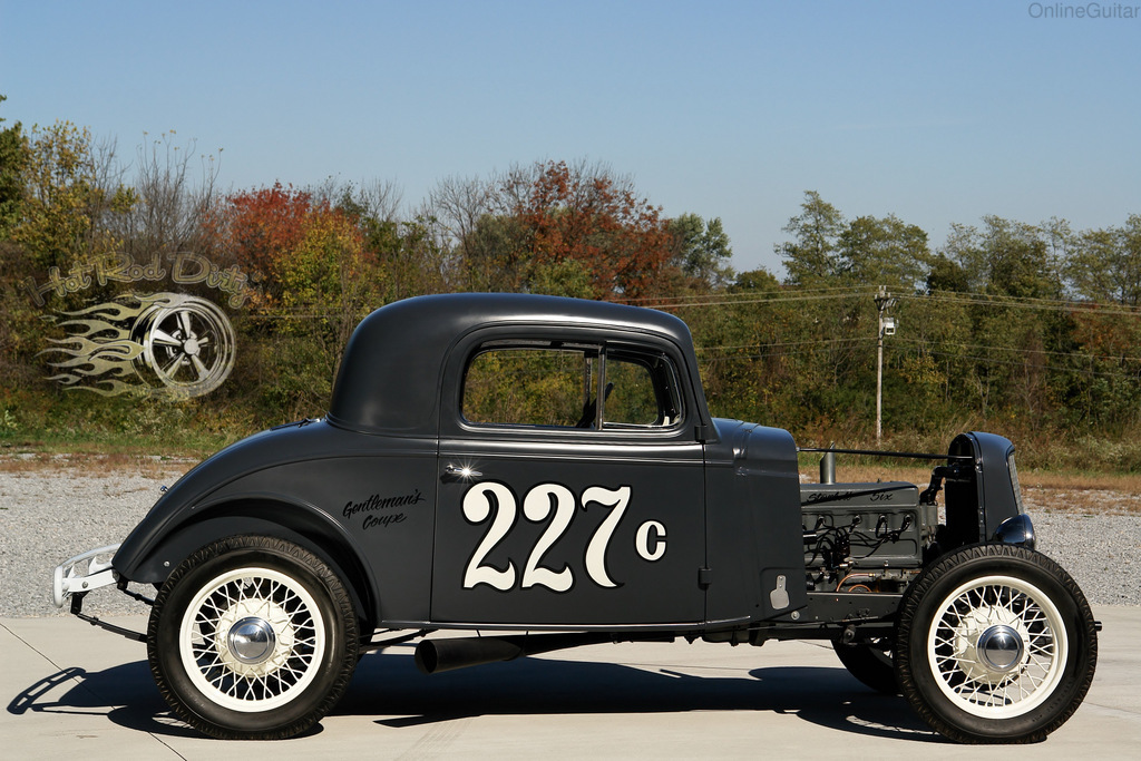 1933 chevrolet 3 window coupe vintage racer the h a m b for 1933 chevy 3 window coupe
