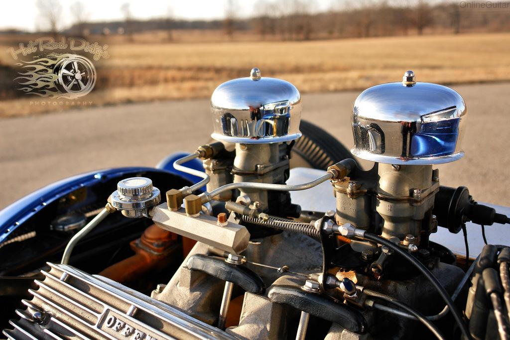 1927 chopped ford tudor sedan studebaker motor the h a m b for M l motors in lexington