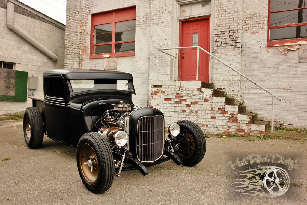 Street rod probems with shaved doors